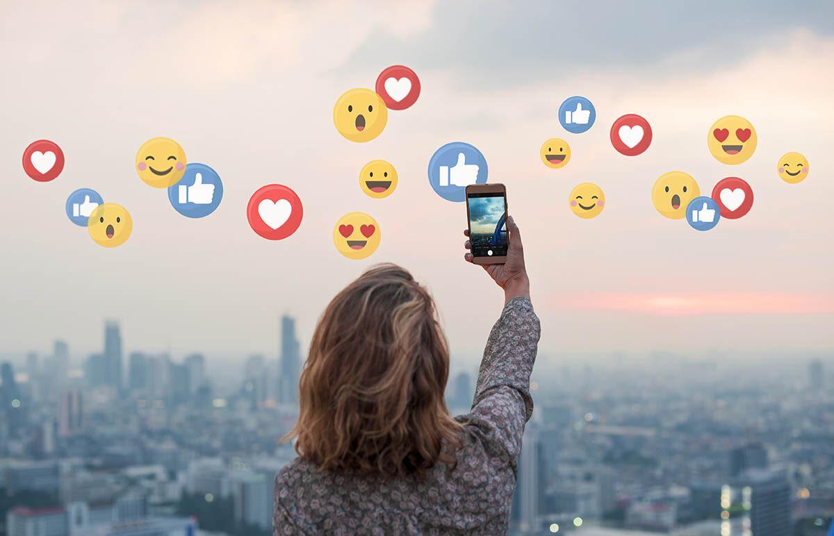Las redes sociales más usadas en 2019